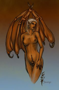 Succubus by AnSeveryn