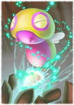 Epic Shiny Dundun by Twarda8