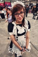 Manifest 2012 Sunday Cute Cosplay by doctor-a