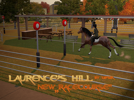 Laurence's Hill - DW TS3 by Gipsik