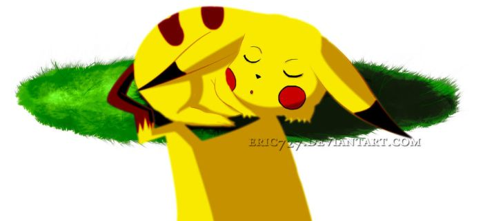 Pokemon: Don't Wake Pikachu by Eric727