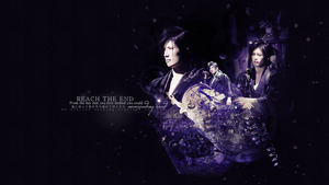 Gackt Wallpaper for MiAmoure by ParanoiaGod69