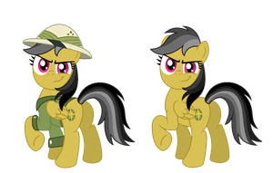 Cute Daring Do by AleximusPrime