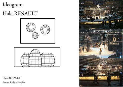 RENAULT Hall ideogram by Adlerrr