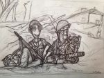 WWII AU by Have-a-Laugh