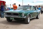 Green Fastback by KyleAndTheClassics