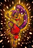 Dance Through The Danger [Shantae] by KaboomKrusader
