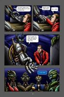 Beast Wars Evolution Page 3 by NSharkeyArt