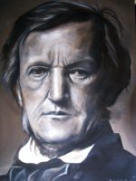 Richard Wagner by fizzmatazz