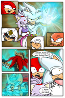 Knuckles Exodus, page 44 by SonicUnbound
