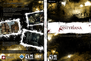 DISTYRIANA Cover by Dick3rl3
