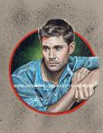Supernatural - Dean Winchester (2015) by scotty309
