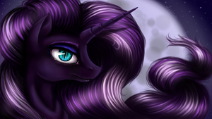 Nightmare Rarity by SA-Loony