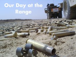 day at the range by shadewulf