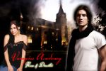 Rose and Dimitri Belikov by RoseHathaway24