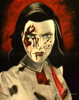 Burial at Sea - Elizabeth by ZeePonj