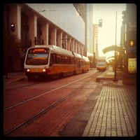 Dart Trains by uniquestagram