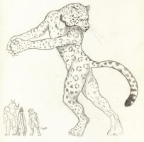 jaguar dude by Wolfsjal