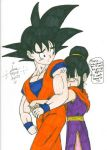 Chi-Chi's Darkest Moments by Goku-x-Chichi