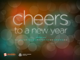 Cheers to a New Year by cassaw-creative