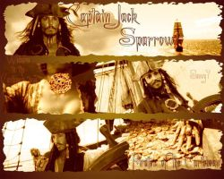 POTC: Jack Sparrow by d-fly