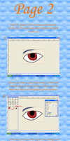 Eye Tutorial - Gimp pg. 2 by ladybeastcharmer