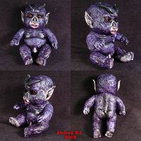 Rot Tot Mini Demon Baby Gorlac by Undead-Art