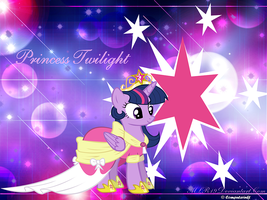 Princess Twilight WP by MLR19