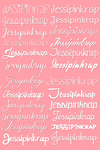 Mis fonts favoritas! by jessy-izan