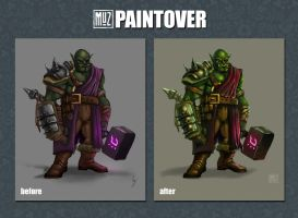009 paintover by muzski