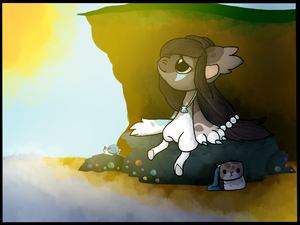 The Beautiful Sea  Gift  By Thefuzzynote-daqgs58 by griffsnuff