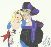 Frollo of the Opera? by ChristineFrollophile