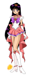 Princess Sailor Mars by nads6969