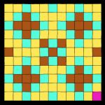 malibu tile, with love spot by makepictures