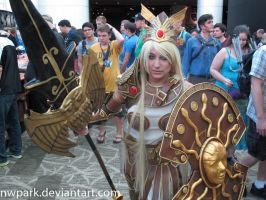 Pax 2013 Athena by nwpark