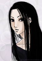 Illumi Zoldyck [Gift] by crimsonfuture