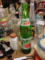 glass Mountain Dew bottle by JamestheRedEngine91
