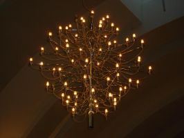 Chandelier by Mithgariel-stock