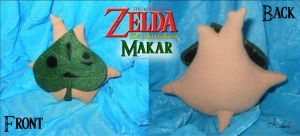 Makar Plush by KeyCrystal