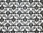 Brocade black white by maView