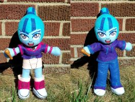 Sonata Dusk w/ Interchangeable Clothing (FOR SALE) by TashaAkaTachi