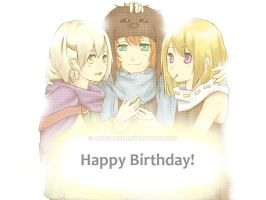 Happy Birthday Nuri by Ariyu-like