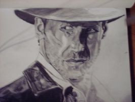 Indiana Jones by FreakInABox
