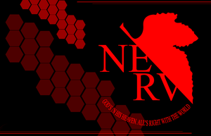 NERV wallpaper by Itsomi