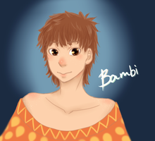 Bambi by Angel-of-Death-7