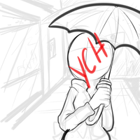 YCH: (ENDED) Rainy Day by thatWeasel