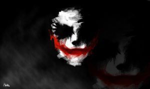 Why so serious ? by ArtRotring