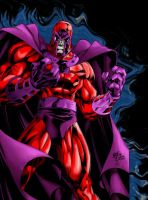 joe mad's magneto by psychoheat