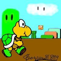 Koopa Overworld by Bowser81889