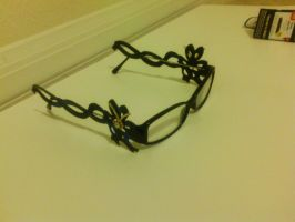 Bayonetta 2 cosplay glasses by ShelyMarrie